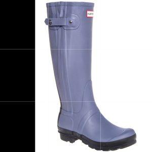 Tall two toned Hunter Rain-boots
